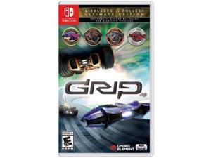 Grip Combat Racing Rollers Vs Airblades Ultimate Edition - Nintendo Switch