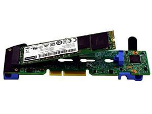 ThinkSystem SR650/SR550/SR590 Micron5100 480G M.2 Airduct Upgrade Kit