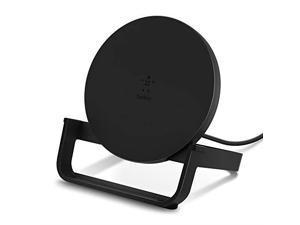 BELKIN F7U083TTBLK BOOST UP Black Wireless Charging Stand 10W