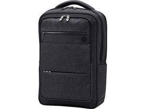 """Hp Executive Carrying Case (Backpack) For Hp 17.3"""" Notebook - Gray"""