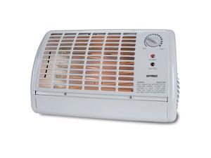 Portable Fan Forced Radiant Heater with Thermostat