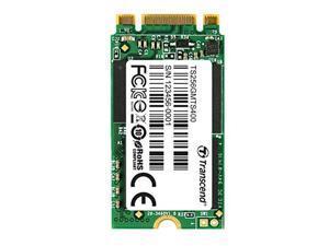 Transcend 256GB SATA III 6Gb/s MTS400 42 mm M.2 SSD Solid State Drive (TS256GMTS400)