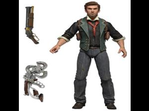 """NECA Bioshock Infinite - Booker DeWitt - 7"""" Action Figure"""