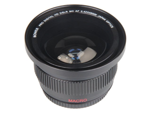 High-Speed Wide-Angle Lens with Macro 0.42x 46mm VLB4246B