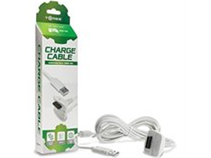 Xbox 360 Hyperkin Controller Charge Cable - White