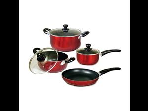 Better Chef 7-Piece Non-Stick Cookware Set