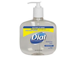 Antimicrobial Soap for Sensitive Skin, 16 oz Pump
