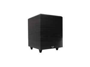Acoustic Audio PSW-12 500 Watt 12-Inch Down Firing Powered Subwoofer (Black)