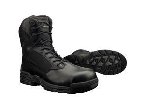 Magnum Mens STEALTH FORCE 8.0 SZ CT WPI Wide Black Police Army Boots 8.5