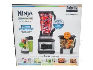 Ninja BN801 Professional Plus Kitchen System w/ Auto-iQ, & 64 oz Max Capacity