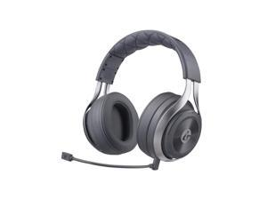 LucidSound LS31LE Wireless Gaming Headset for Xbox One PS4  PCwRemovable Boom Microphone Black