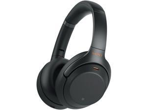 Sony WH-1000XM3 Wireless Noise Canceling Overhead Headphones (Black)