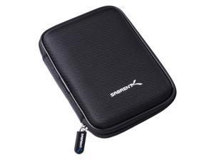 "Sabrent EC-CASE External 2.5"" Hard Shell Hard Drive Carrying Case"