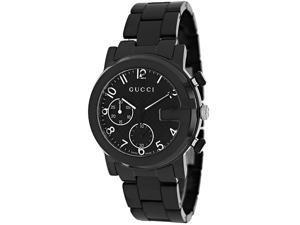 f4949d217ca Gucci Men s G-Chrono Watch Quartz Sapphire Crystal YA101352