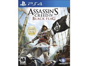 Sony Playstation 4 Assassin's Creed IV Black Flag Video Game