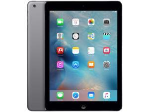 "Apple iPad Air 9.7"" LED IPS WiFi 32GB iOS Tablet - Space Gray - MD786LL/A"