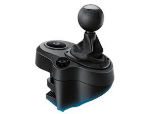 Logitech Driving Force Shifter for Windows, Xbox One and PlayStation 4 - Black - EU Version