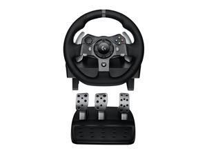 Logitech G920 Driving Force Racing Wheel Dual Motor Force - Xbox and PC Renewed