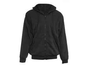 8c2eeb07476 Alta Men s Hoodie Zip Up Jacket Sherpa ...