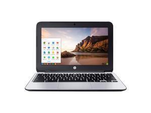 "HP Chromebook 11 G3 11.6"" LED Laptop Intel Celeron N2840 2.16 GHz - Black"