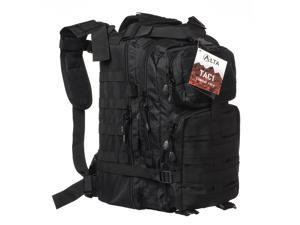 Alta TAC1 Military Tactical Large Army 3 Day Assault MOLLE Outdoor Backpack for Hiking - Black