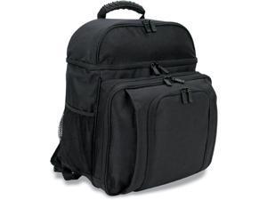 "Alta Lightweight Travel Pack, 15"" Laptop, Water Resistant Backpack - Black/Black"