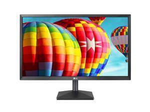 "LG 24MK400 24"" HDMI VGA 1080p Widescreen LED LCD Monitor w/ AMD FreeSync - Black"