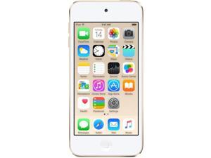 """Apple iPod Touch 6th Gen A8 128GB, 4"""" Retina Display, 8MP iSight Camera, Gold"""