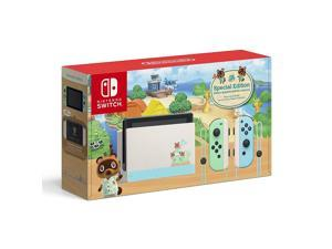 Nintendo Switch - Animal Crossing: New Horizons Edition - Switch - UK Version