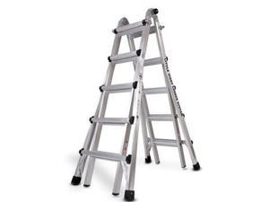 10403 Super Duty Model 22 18-ft All-in-One Ladder