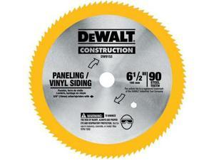 DW9153 6-1/2 in. 90 Tooth Circular Saw Blade
