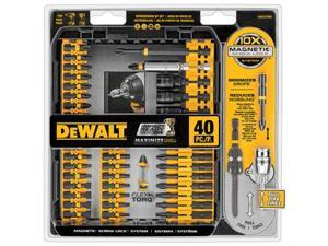 DEWALT 40 Piece Impact Ready Screwdriving Kt, Limited Quantities Available