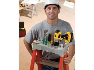 """Louisville Fiberglass Heavy Duty Step Ladder 28 3/8"""" 2-Step Orange FS1502"""
