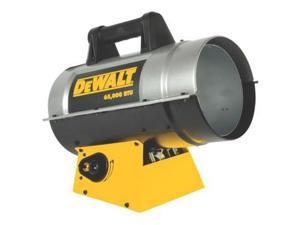 DEWALT's F340710 DXH65FAV 35,000 - 65,000 BTU Forced Air Propane Heater