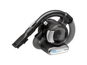 Black & Decker BDH2020FL Dustbuster Flex 20V MAX Brushed Lithium-Ion Cordless Hand Vacuum Kit (1.5 Ah)