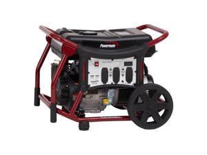 Powermate PM0145400R 420cc Gas 5,400 Watt Portable Generator