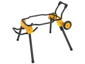 DeWALT DWE74911 Durable Steel Construction Rolling Table Saw Cart/Stand