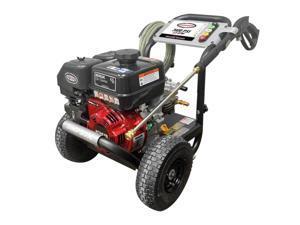 Simpson 61084 MegaShot 3400 PSI 2.5 GPM KOHLER SH265 Gas Pressure Washer
