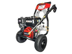 Simpson 61083 Clean Machine by SIMPSON 3400 PSI at 2.5 GPM SIMPSON Cold Water Residential Gas Pressure Washer