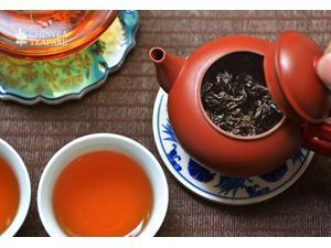 Mucha Tieguanyin tea set (loose tea 150gx4boxes)