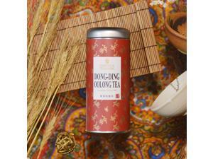 Dongding Oolong tea set (loose tea 75gx3cans)