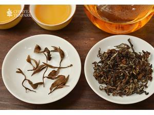 Oriental Beauty tea set (loose tea 50gx4boxes)