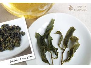 Alishan Oolong tea set (loose tea 150gx4boxes)
