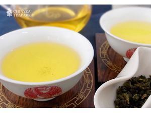 Alishan Juixian tea set (loose tea 150gx4boxes)