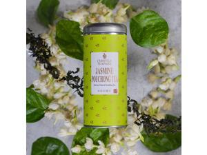 Jasmine Pouchong tea set (loose tea 30gx3cans)