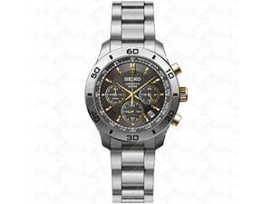 Seiko Chronograph Men's Quartz Watch SSB057P1