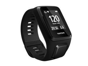 TomTom Spark 3 GPS Fitness Watch Black Size Small