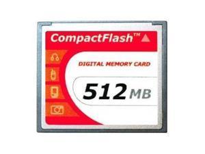 OEM 512MB 512M CF CompactFlash Card Compact Flash SLC Flash - Bulk