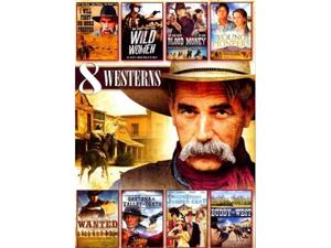 8 Movie Western Pack, Vol. 4