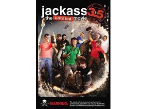 JACKASS 3.5:UNRATED MOVIE